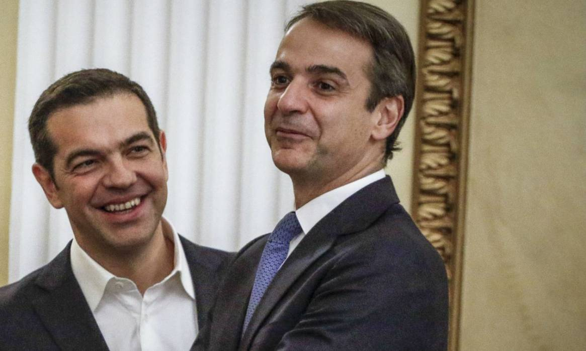 Τσίπρας vs Μητσοτάκης - Μία ενδιαφέρουσα ανάλυση δημοσιότητας ...