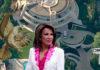 Το γεράκι της Γιάννας Αγγελοπούλου κατέρριψε απρόσκλητο εισβολέα σε δεξίωση στη βίλα της